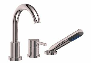 NEW PEERLESS TUB FAUCET DECK MOUNT 3 PC $250