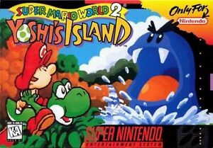 Looking for Donkey Kong Country 2 & Yoshies island