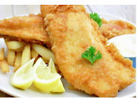 Experienced Fish Fryer / Chef - Immediate Start