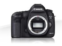 Canon 5D mark iii DSLR camera body - boxed with accessories
