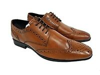 BRAND NEW BOXED. Size 8 Thomas Catesby Men's Po743 Leather Brogues