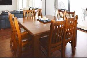 Like Brand New! Beautiful, Solid Dining Table. Bought for $1000 Wandi Kwinana Area Preview