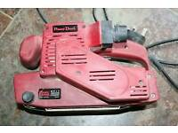 BELT SANDER POWER DEVIL