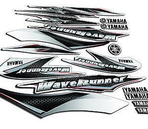 Yamaha Waverunner Fx Stickers