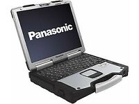 Xmas THE BEST DEAL, PANASONIC TOUGHBOOK CF-29 INDUSTRIAL RUGGED LAPTOP, SERIAL, WIFI