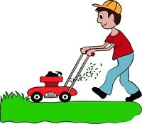 Lawn Mowing Available