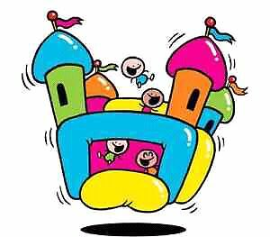 FUN AND AFFORDABLE COMMERCIAL GRADE BOUNCY CASTLE SLIDE COMBOS