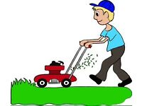 Grass cutting service