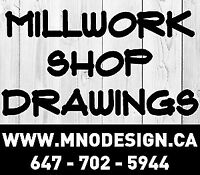 Millwork & Shop Drawings