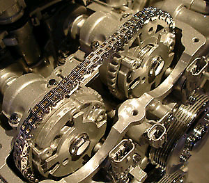 Timing Belt/Chain & Cylinder Head Service