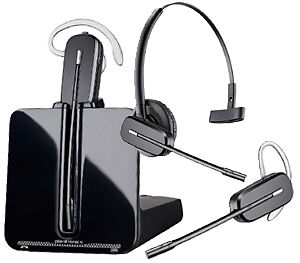 NEW SPECIAL!! Plantronics CS540 wireless with lifter!!!