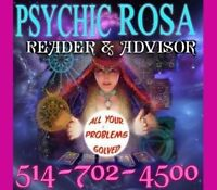 Masters psychic  powerful  spellcaster rosa helps all  problem