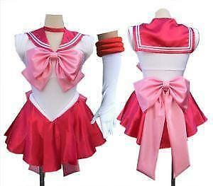 sailor moon costume dress cosplay pink costumes scout anime halloween chibi scouts camellia chibiusa christmas super mars gift party pretty