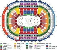 ***MONTREAL CANADIENS REMAINING GAMES***HARD COPY TICKETS***