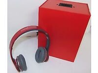 Dr Dre beats headphones Red edition solo hd