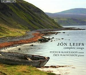 JON LEIFS-LEIFS:COMPLETE SONGS  CD NEU