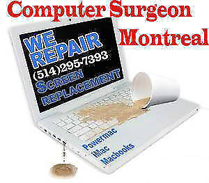 Mac Apple , Service repair,buy and sell 514-295-7393 @ DuCollege