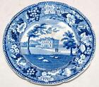 Antique Staffordshire Plate
