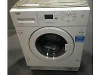 NEW!!!!BEKO QWM84 WASHING MACHINE WHITE WITH 12 MONTHS WARRANTY