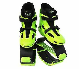 BOUNCE BOOTS NEW IN BOX SZ SML- GREEN