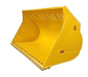 WHEEL LOADER High Capacity Buckets,  Large Forks, Snow Baskets