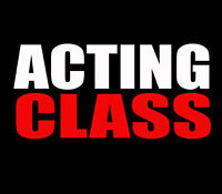 Acting Class for Film and Television (Starts Sept 24th)