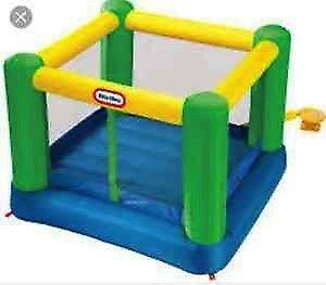 Jumping castle - used 2 x