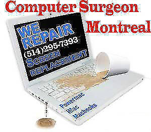 Mac Apple , Service repair,buy and sell @ Du Colle 514-295-7393