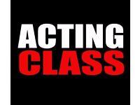 ACTING individual coaching & group workshops. (MA -Coach)