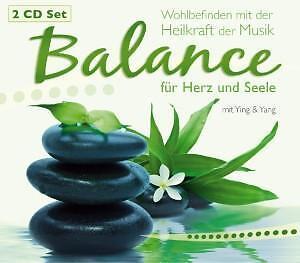 Balance Für Herz Und Seele Mit Ying Yang - 2 CD Set OVP - <span itemprop='availableAtOrFrom'>Barsinghausen, Deutschland</span> - Balance Für Herz Und Seele Mit Ying Yang - 2 CD Set OVP - Barsinghausen, Deutschland