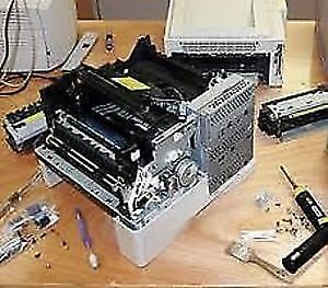 Printer Repair, Dotmatrix, Laser, and MFC Multifunction Printer