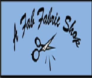 A Fab Fabric Shop