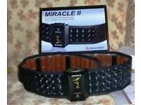 NUGA BEST Miracle II belt massager - excellent condition