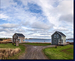 Cottages du Sable aux Iles de la Madeleine