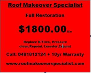 Roof Makeover Specialist Werribee Wyndham Area Preview