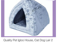 Pet igloo - brand new packaged