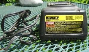 DEWALT DW9107 9.6-14.4V ONE HOUR CHARGER