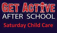 Saturday Childcare Ages 5+ Get Active