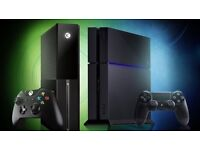 PS4 PRO XBOX ONE S CONSOLES WANTED # CASH WAITING # COLLECT WITHIN 1 HOUR !!