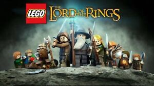 LEGO - Lord of the Rings (Retired Sets)
