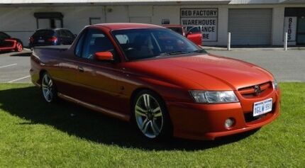 '06 Holden VZ SV6 Ute with INSTANT FINANCE!* O'Connor Fremantle Area Preview