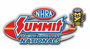 NHRA Top Fuel at Norwalk Ohio Summit Nationals June 22-25