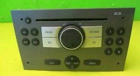 Vauxhall vectra c 02-06 radio/CD player