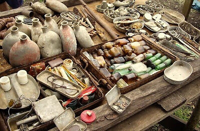 Relics Oddities and Salvage