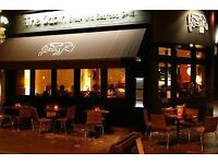 Hello! seeking Bubbly Waitress/Waiter for Independent Steak and Seafood Restaurant, Chiswick
