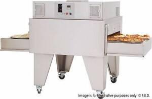 Commercial Conveyor Ovens FC2GC Jet-Blast Gas Conveyor Oven Melbourne CBD Melbourne City Preview