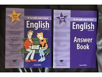 So You Really Want To Learn English Book Two & Answer Book - Galore Park