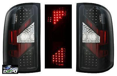 Sierra Denali Tail Lights Ebay