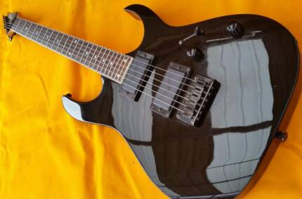 Ibanez GIO RG121EX 24 Fret Fixed-bridge Electric Guitar