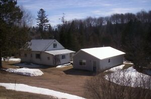 FOR SALE OR RENT Rural Home with 47 Acres